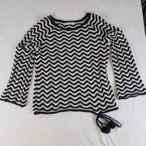 Trina Turk knitted sweater top